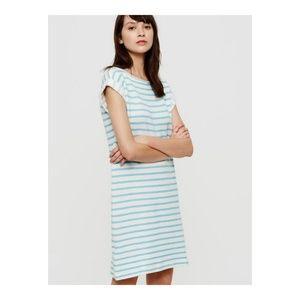 Lou & Grey || Striped Beach Dress